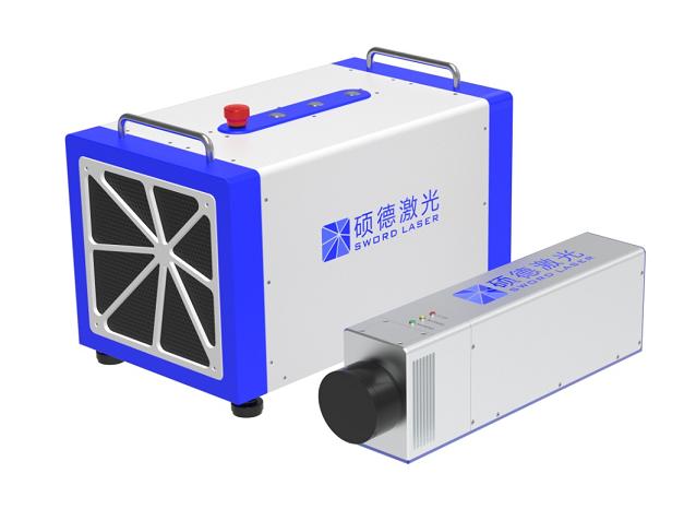 激光喷码机 激光飞行打标机